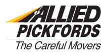 Allied Pickfords Logo